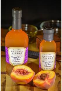 Georgia Peach White Balsamic Vinegar