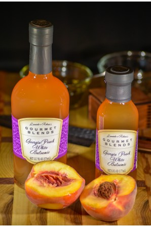 Georgia Peach White Balsamic Vinegar