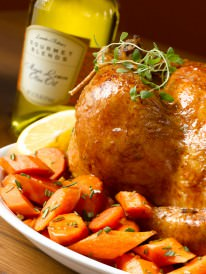 Roasted-Chicken-with-Meyer-Lemon-Olive-Oil,-Garlic-and-Thyme