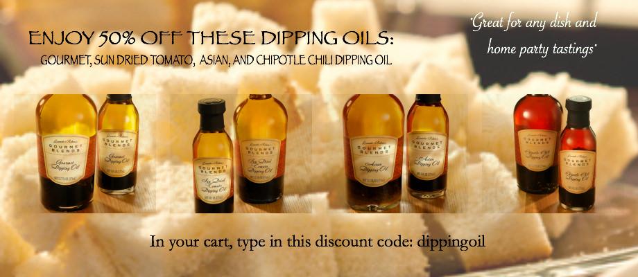 2015 50 % off Dipping Oil Slide